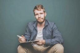 Mein harter Weg aus dem Albtraum online Sucht - Florian Buschmann sammelt Ideen